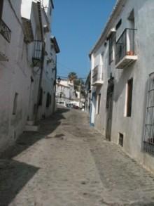 Calle Naipes (Antigua fábrica de Naipes del Siglo XVIII)