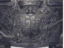 Escudo Tumba de José Gálvez